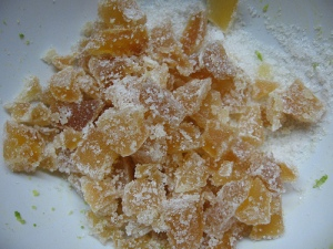 Crystallized Ginger--worlds of possibilities