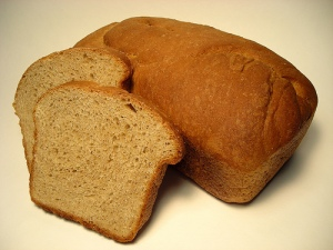 Whole Wheat Bread, brought to you, in part, by our microscopic buddies, S. Cerevisiae.