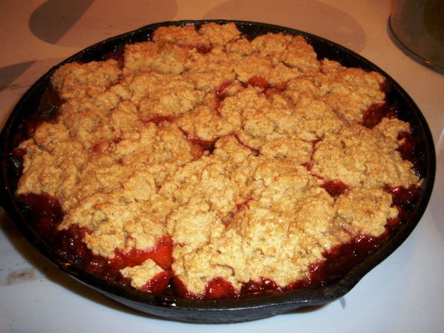 plum cobbler cobbler slump or grunt nectarine and plum crisp with plum ...
