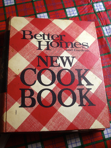 Why Cook Books Make Me A Bit Squidgy Feeling These Days