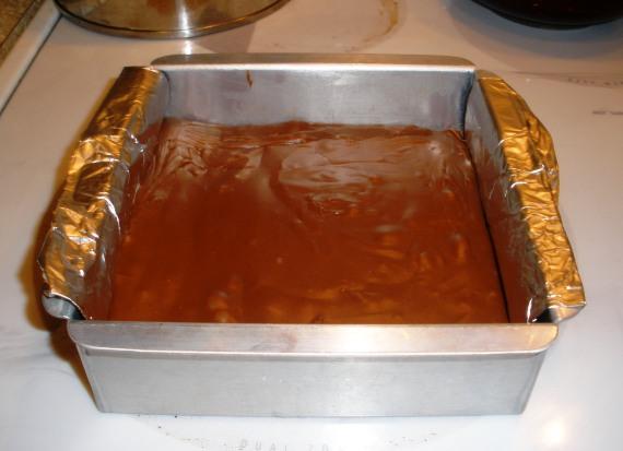 de-panning fudge