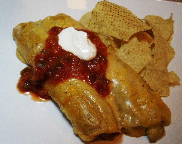spicy beef enchilada recipe
