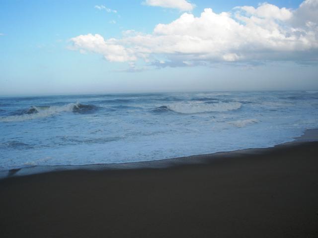ocean off Kitty Hawk, OBX, NC