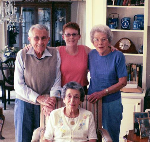 Jenni, Ev, Ray and Eileen