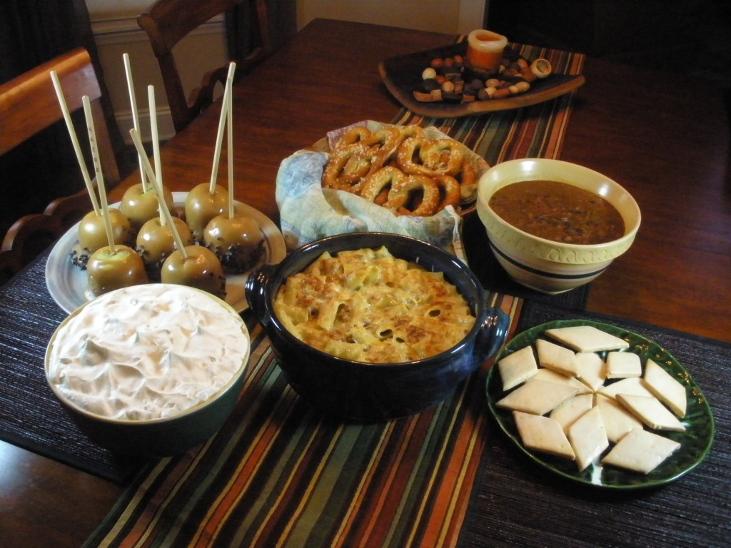 dinner party recipes a cornucopia of comfort food pastry chef 12414
