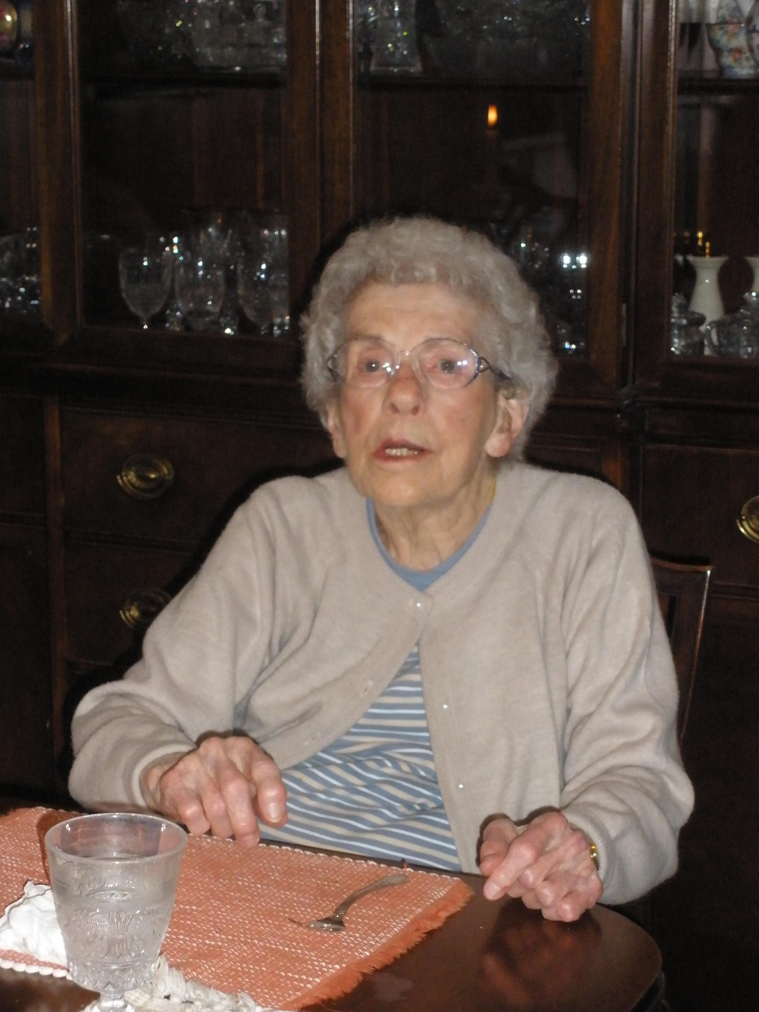Auntie 'Leenie